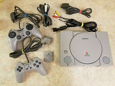 Sony Playstation 1 Console (SCPH-5501) PS1 Mod Chip