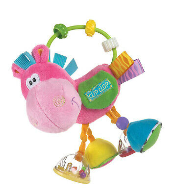 Playgro Activity Rattle Horse, Learning Toy, From 3 nths, BPA-free, Playgro Toy