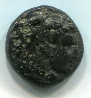 KINGS of MACEDON Alexander III 'the Great' 336-323 BC Æ Unit - Bow, Quiver, Club