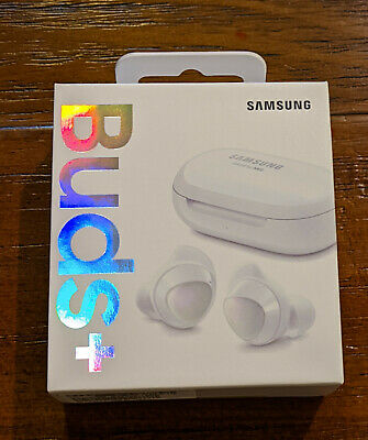 Samsung Galaxy Buds+ Plus - White (Never Opened, New) Buds+
