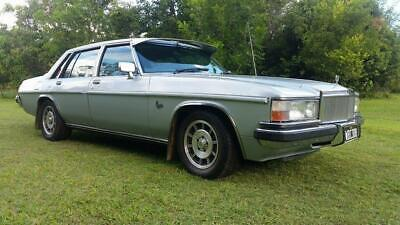 Holden Wb Statesman Caprice 1981 Factory Condition