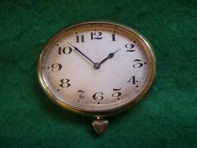 Very Good Quality Small Swiss Made Clock (For Mounting)