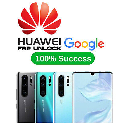 ALL HUAWEI FRP Unlock Google Account Lock Removal Reset Android Phone FAST