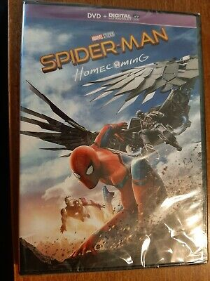 dvd neuf sous blister Spider-Man: Homecoming