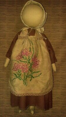 Primitive Decor Prairie Doll