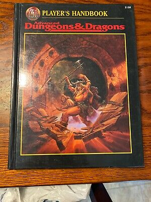 Advanced Dungeons and Dragons: The New Player's Handbook by Zeb Cook (1995,...