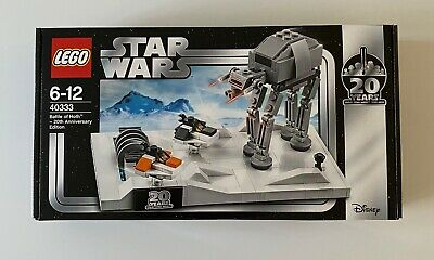 Lego Star Wars Battle of Hoth (40333) factory sealed