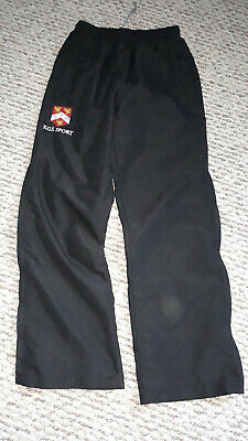 Kukri Girls Tracksuit Bottom In Black Color, Size 28 Inch Waist, Insulated