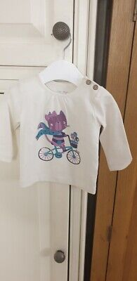 Kite Baby Girls T Shirt age 12-18 Months