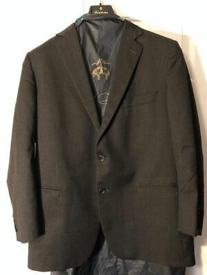 Brooks Brothers 1818 Fitzgerald Wool 44R 2 Button Blazer Jacket Sport Coat