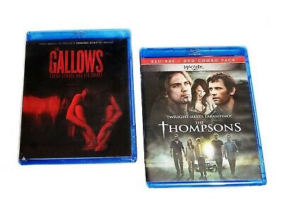 Lot of 2 Thriller Horror DVD Movies New Selaed