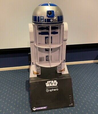 Star Wars Sphero R2D2 life-size point of sale standee - RARE collector opportuni