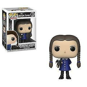 FUNKO The Addams Family 2019 Pop! Vinyl Figure Wednesday Addams [803] NEW!