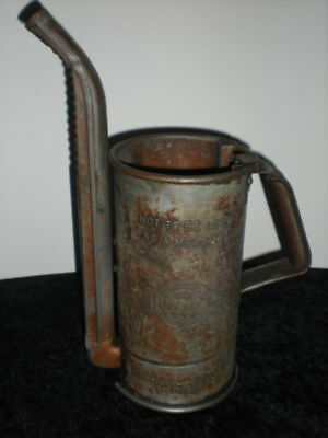 Huffman Oil Can Swing Spout
