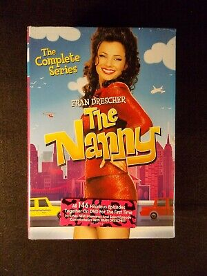 The Nanny: The Complete Series (DVD, 2015, 19-Disc Set) BRAND NEW!
