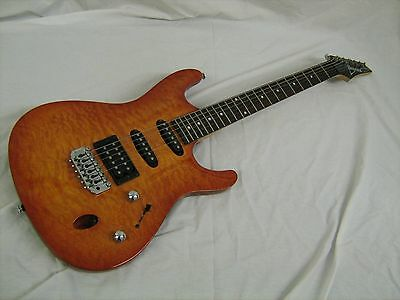Ibanez Saber - Super Nice Curly Maple Top