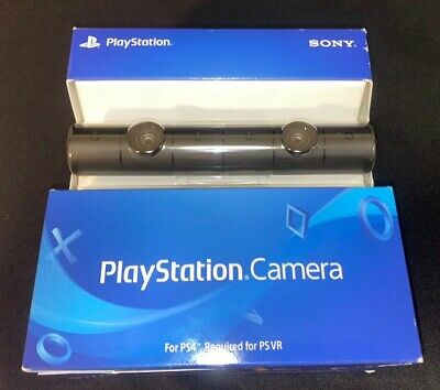 Official Sony PlayStation 4 Camera (CUH-ZEY2) Version 2.0 (in retail box)