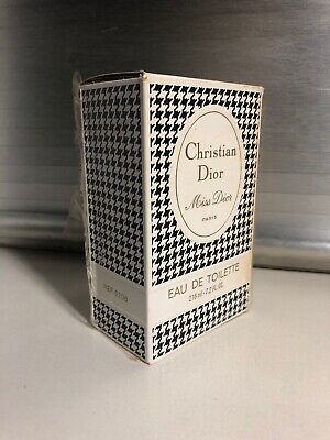 Vintage Christian Dior Miss Dior 216ml 7.2 Fl.oz Rare Eau De Toilette Sealed