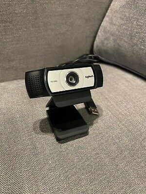 Logitech C930E 30 fps 1080p Video Webcam