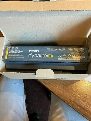 Philips Dynalite DDBC300-DALI Electronic Light Controller 209x86x66mm New