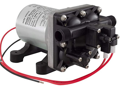 New Shurflo Marine and RV 12V Water Pump ~ 3.0 GPM 4008-101-A65