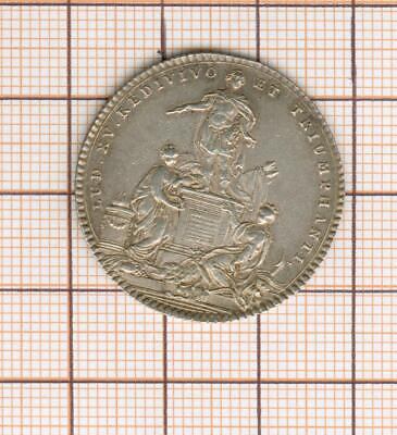 M1 Token Silver States of Britain 1754 Quality Nice
