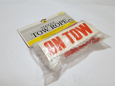 NOS AA Toggle Tow Rope 27192