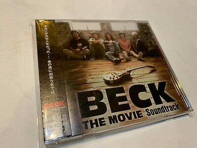 Beck The Movie Mongolian Chop Squad  Album Ost Cd Game Anime Soundtrack