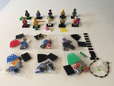 LEGO 71026 Minifigures DC Comics Super Heroes FULL SET of 16 characters>