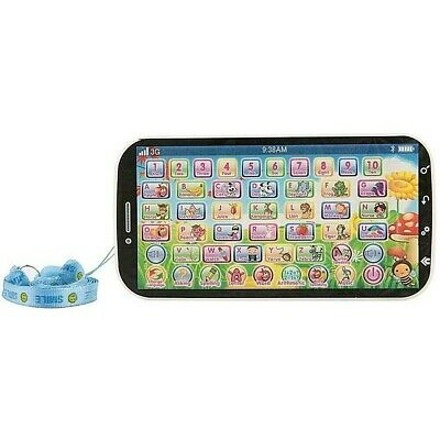 Kids Cell Phone Music Toy USB  Educational Learning Touch Screen Play Child Gift