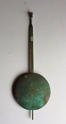 Antique Fusee Bracket Clock Pendulum