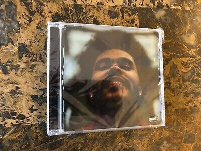 The Weeknd After Hours CD Album 2020 Physical SEALED BRAND NEW 602508818387