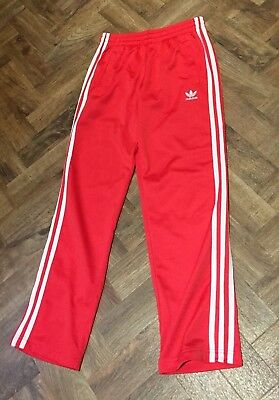 Kids Childs Girls Adidas Track Pants Joggers Originals Age 11/12 Dance Gym