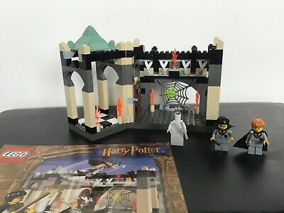 Original Harry Potter Lego The Chamber Of The Winged Keys 4704. Complete with in
