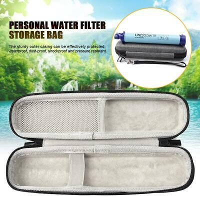 For LifeStraw Personal Water Filter Protective Bag Hiking Camping and Emergency