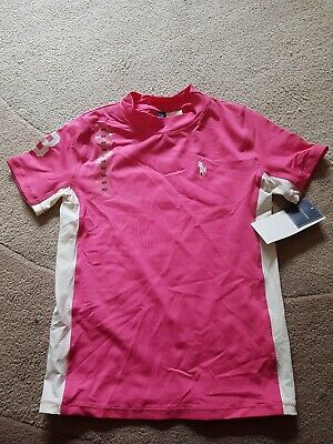 Ralph Lauren Girls Sport Top