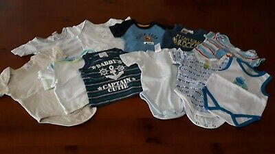 Boys Summer Top Bundle, Size 000