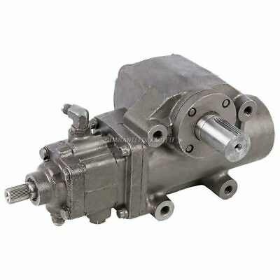 For International Replaces HF 542995 Remanufactured Power Steering Gear Box