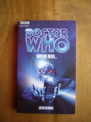 Doctor Who Sometime Never..., Eighth Doctor Adventures (EDA), BBC paperback