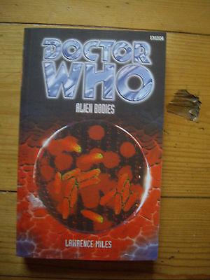 Doctor Who Alien Bodies, Eighth Doctor Adventures (EDA), BBC paperback