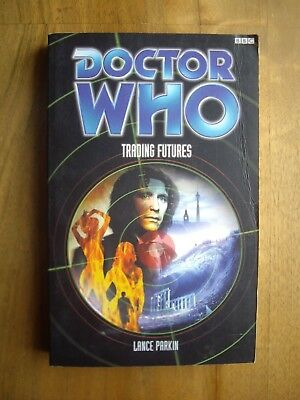 Doctor Who Trading Futures, The Eighth Doctor  Adventures (EDA), BBC