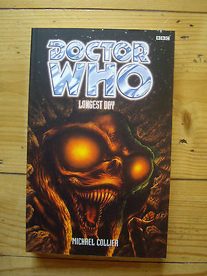 Doctor Who Longest Day, The Eighth Doctor  Adventures (EDA), BBC book