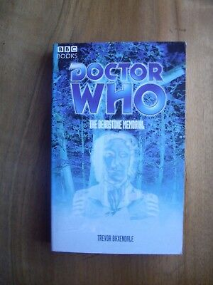 Doctor Who Deadstone Memorial, Eighth Doctor Adventures (EDA), BBC paperback