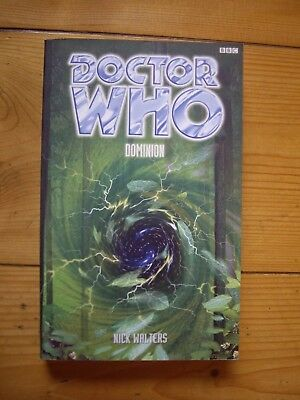 Doctor Who Dominion, Eighth Doctor Adventures (EDA), BBC book