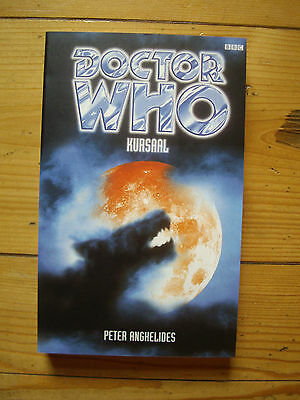 Doctor Who Kursaal, The Eighth Doctor Adventures (EDA), BBC book