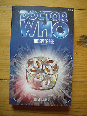 Doctor Who The Space Age, Eighth Doctor Adventures (EDA), BBC paperback