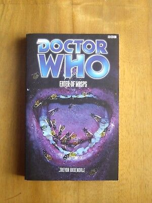 Doctor Who Eater of Wasps, The Eighth Doctor  Adventures (EDA), BBC book
