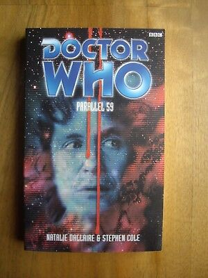 Doctor Who Parallel 59, Eighth Doctor Adventures (EDA), BBC book