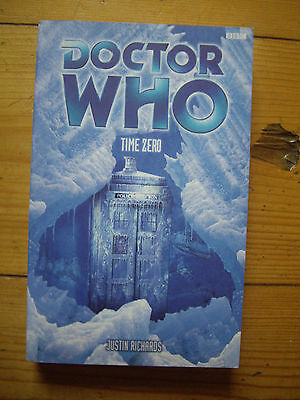 Doctor Who Time Zero, Eighth Doctor Adventures (EDA), BBC paperback