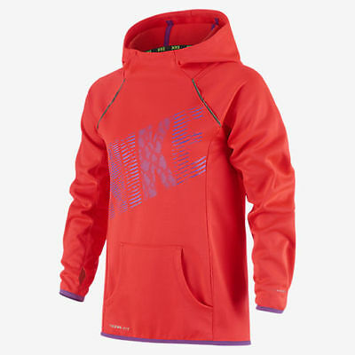 Nike Girl's Therma Fit Epic Flash Hoodie Save 50% Save Small